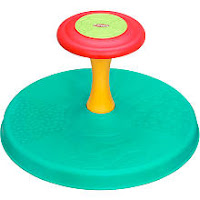Image Hasboro's Sit N Spin