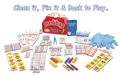 Review and giveaway Medibag first aid kit