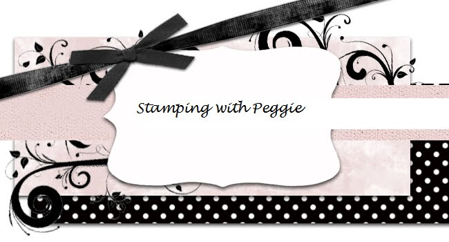 Stamping with Peggie