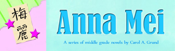 The Anna Mei Series