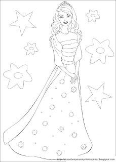 Barbie Lindo Vestido