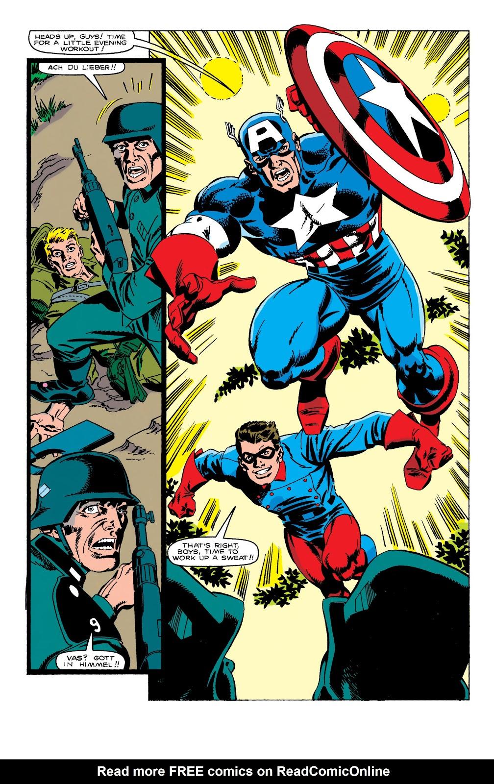 Captain America (1968) _Annual 9 #9 - English 31
