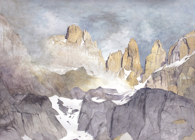 Nuvole sulle Pale