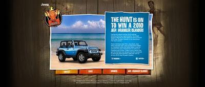 Jeeptikihunt.com, Jeep Islander Tiki Hunt Contest