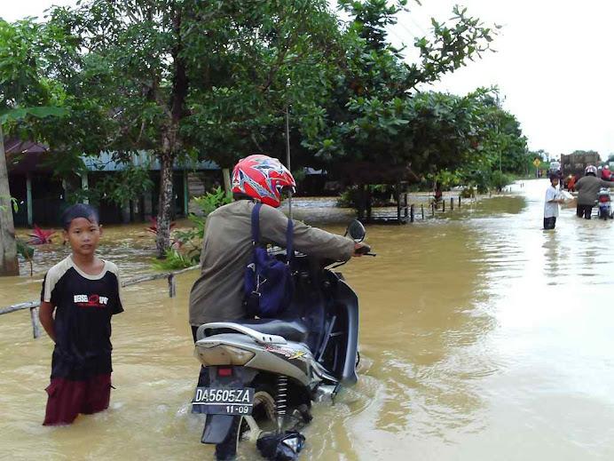 banjir besar