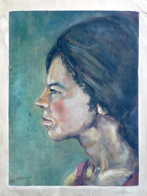 ritratto a pastello, Hrvoje Radovanovic
