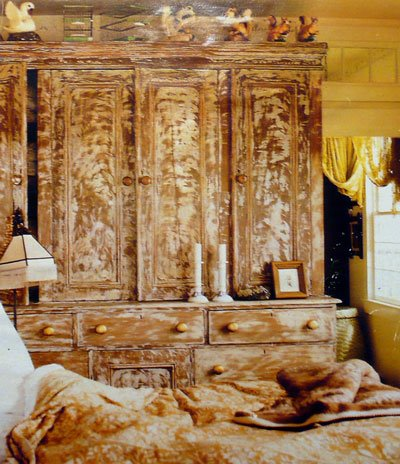 furniture recovering, wax marbling, decoration, wooden furniture, wardrobe, shabby chic, whitewash effect, pickled effect