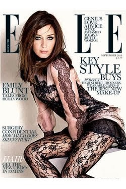 Just B: B Transparent: Emily Blunt cover style