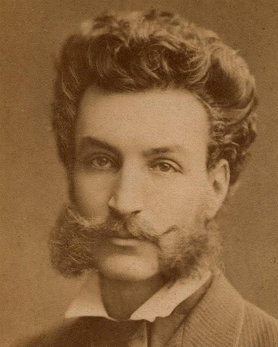 Hungarian men of the Belle Epoque seem particularly drawn to looks with ...