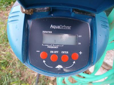 irrigazione goccia-goccia centralina