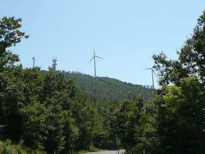 parco eolico monte Vitalba