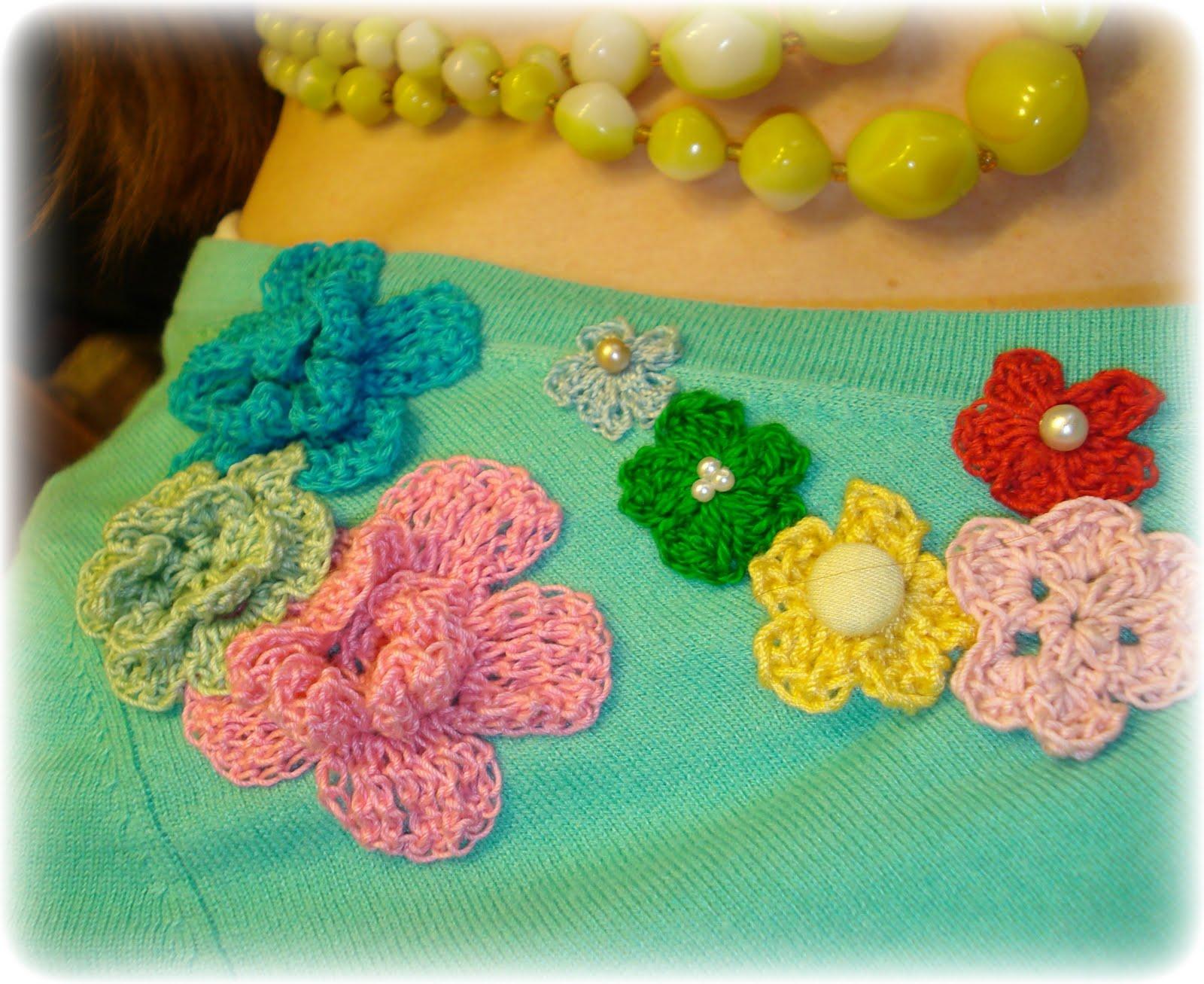 twobutterflies: The Flower Garden Cardigan