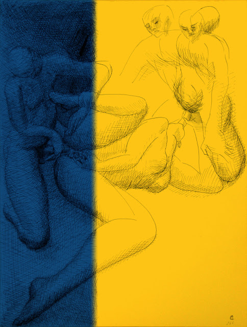 dessin erotique sodomie felaltion