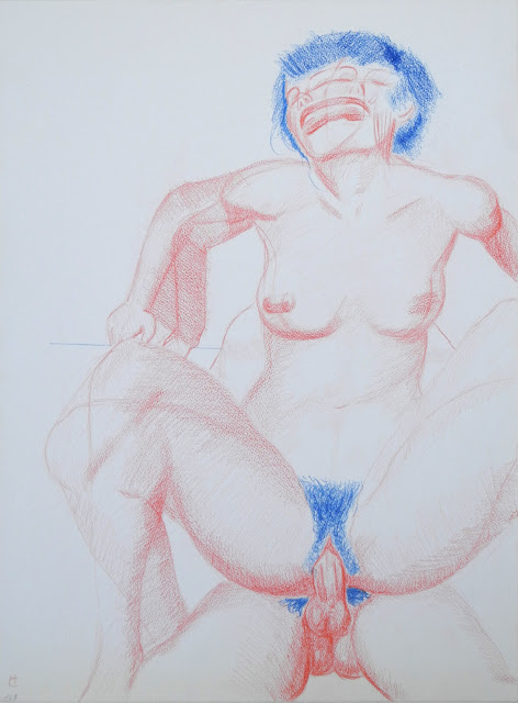 dessin erotique penetration