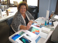 Roland Lee Watercolor Painting Class