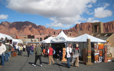 2009 Art in Kayenta Kayenta Art Festival near St. George Utah