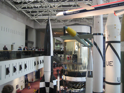 The Air and Space Museum Washington DC