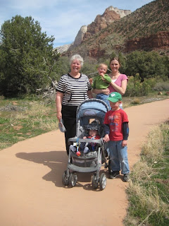 Kids of all ages can find a world of wonder in Zion National Park
