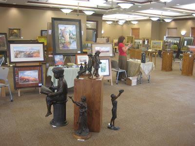 New Visions Santa Clara Art Show