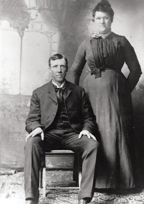 Samuel Larcon Lewis and Adina Willis Lewis