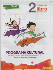 2da Feria del Libro de Huancayo