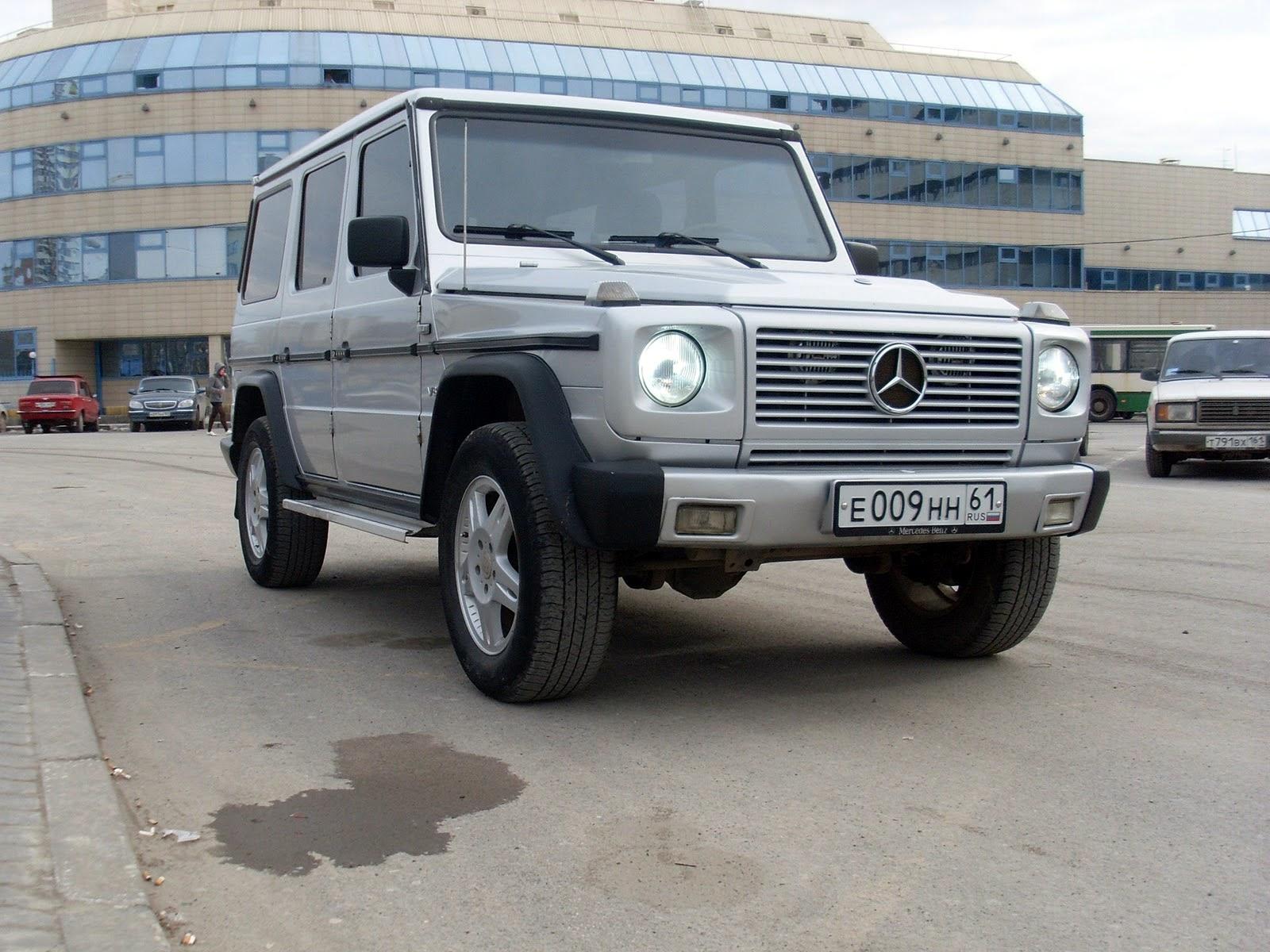 Mercedes benz g500 gelandewagen benztuning for Mercedes benz gelandewagen