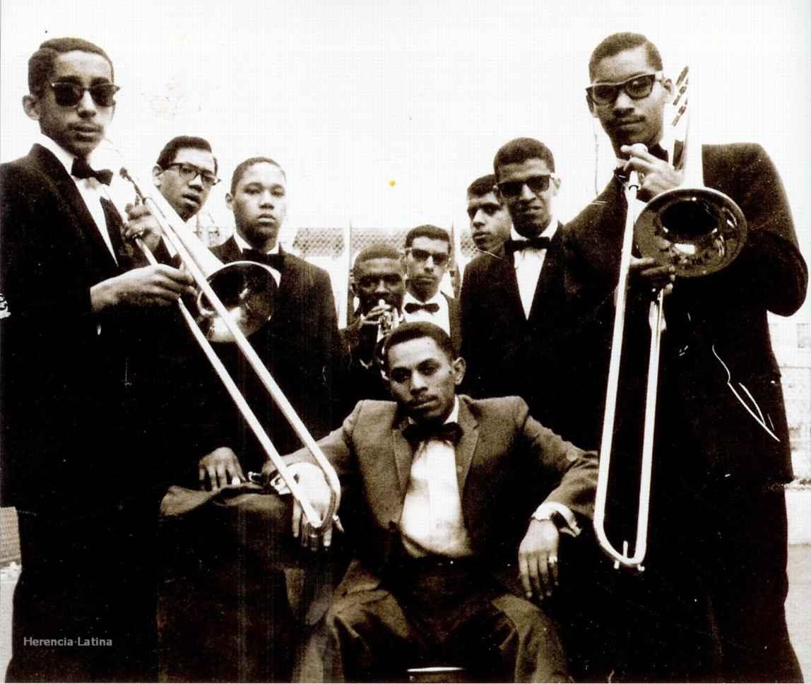 The Harvey Averne Band Get Back Central Park