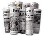 Jornais de todo o Mundo