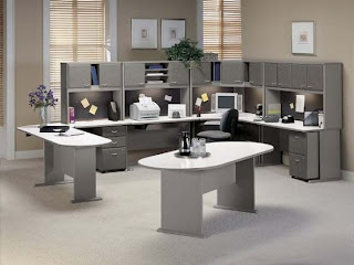 Small modular home office furniture - Modern office furniture online