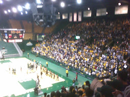 Patriot Center, Pep Rally, after Mason officially made the FInal Four