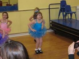 Sophia dancing