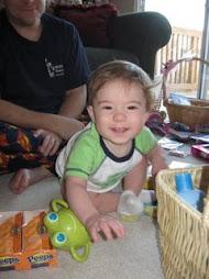 Tyler, Easter Morn. 2009