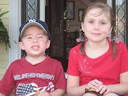 The kids on July 4, 2010