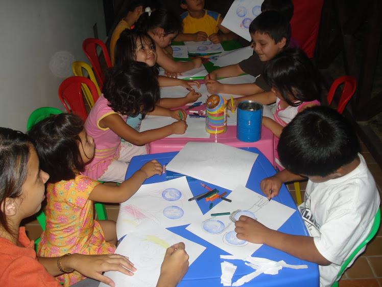 Crianças Bolivianas