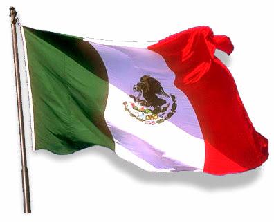 Paulina Rubio posó semidesnuda cubierta en la bandera de México y podría ser