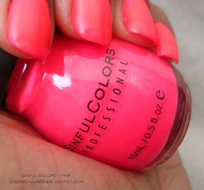 Pink Nail Polish. Colors - Pink Nail Polish