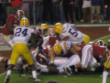 AL VS LSU: 2009