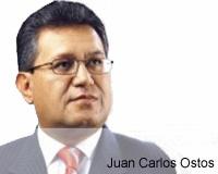 Candidato: Juan Carlos Ostos