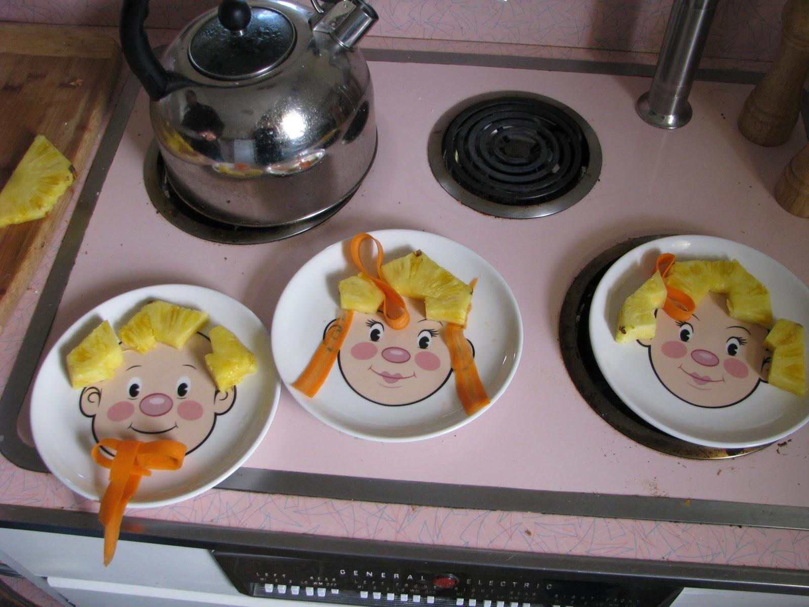 Yucky Food Face