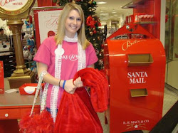 "855 Letters to Santa for Macy's ""Believe"" campaign"
