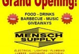 MENSCH SUPPLY