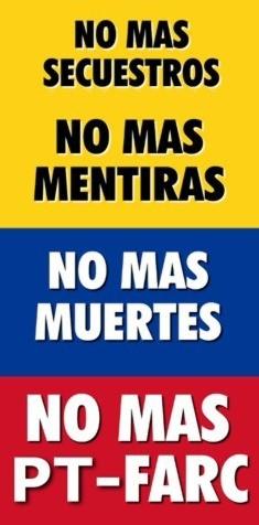 O PT e as FARC