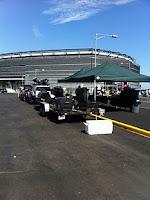 NY Jets Tailgate