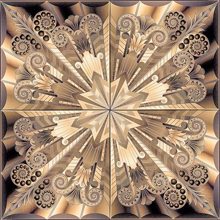 Art Deco Or Eclecticism Amalias 36