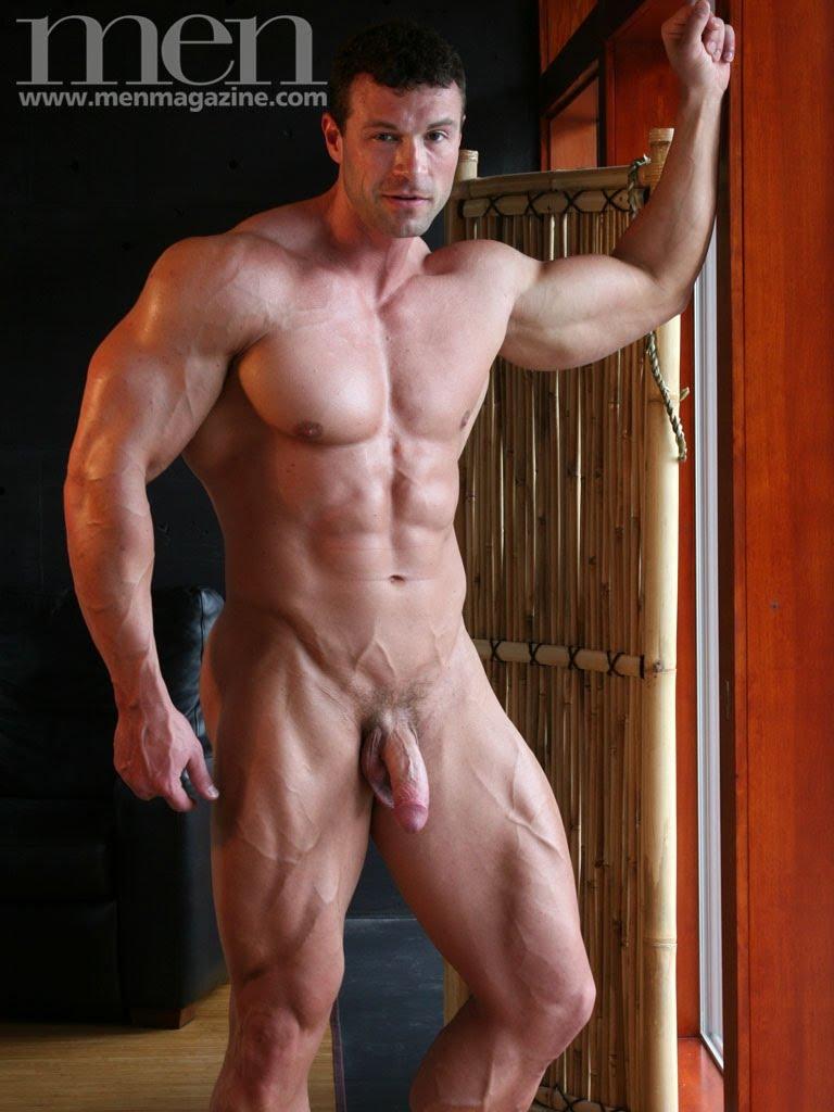 Sexy Muscle Bodies: Von Legend aka Matt Davis