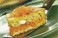 Torta Cremosa de Grão-de-Bico