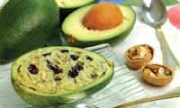 Abacates Recheados (vegana)