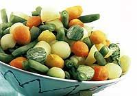 Legumes Refogados