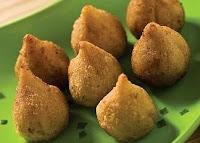 Coxinha de Tofupiry (vegana)