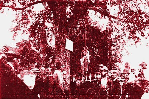 1902 Lynching of James and Harrison Gillespie